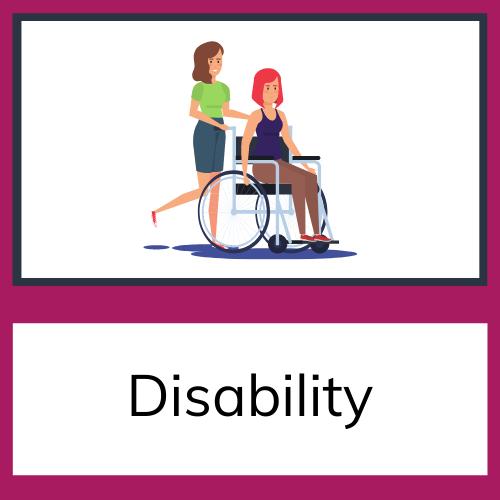 SWAN Aus Disability tile