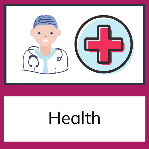 SWAN Aus web resources health tile