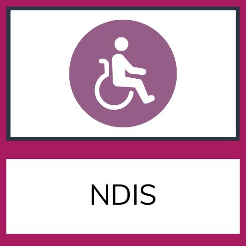 web resources NDIS tile