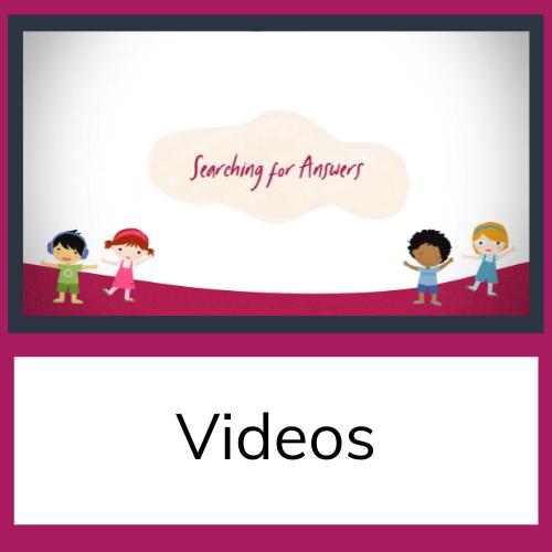 web resources videos tile
