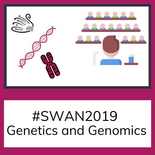 2019 SWAN exploring genetics and genomics tile