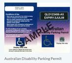 Parking permit image