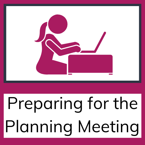 NDIS preparing for the planning meeting