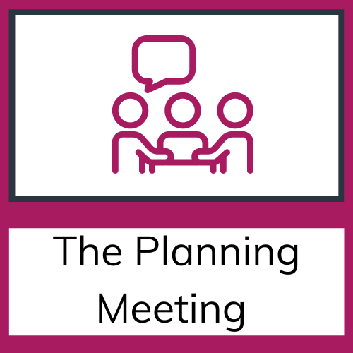 NDIS the planning meeting